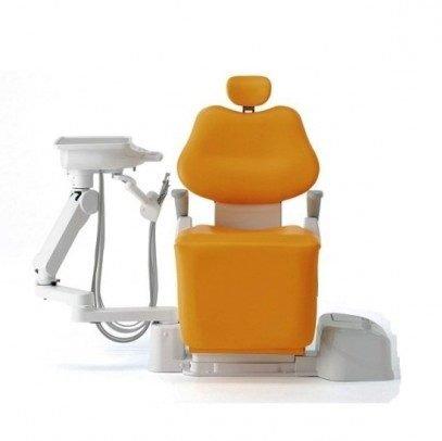 Fauteuil Belmont Cleo 2 Orange